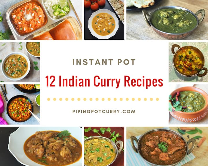 12 Indian Curry Instant Pot Recipe