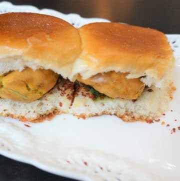 Mumbai Vada Pav – Air Fryer